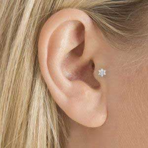 Tragus Pierciing - The Complete Guide With Few Stunning Ideas