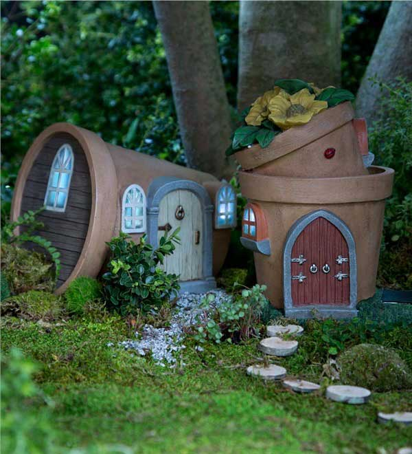 25 Miniature Fairy Garden Ideas To Beautify Your Backyard