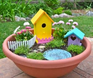 25 Enchanting Miniature Garden Ideas To Beautify Your Backyard