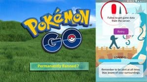 failed to get game data from server pokemon go