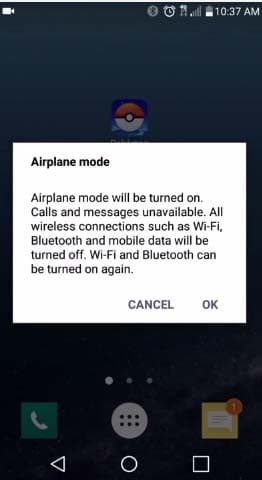 Solved ] Unable To Authenticate Pokémon Go