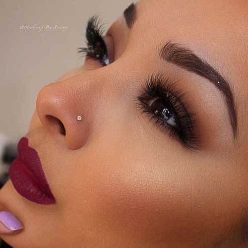 10 Different Types Of Nose Piercings With Images Trulygeeky