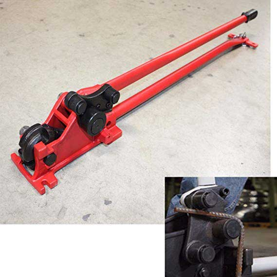 rebar cutter and bender