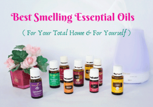best smelling essential oils for diffuser